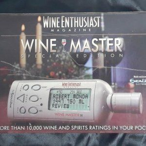 EXCALIBUR ELECTRONIC Wine Master Special Edition